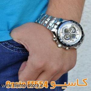 خرید ساعت مچی کاسیو مردانه مدل EF-554 (ارسال رایگان به سراسر کشور )