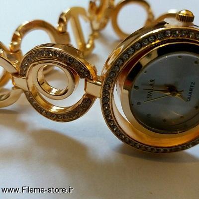 خرید ساعت مچی زنانه wallar سری جذاب 1 (ارسال رایگان به سراسر کشور )