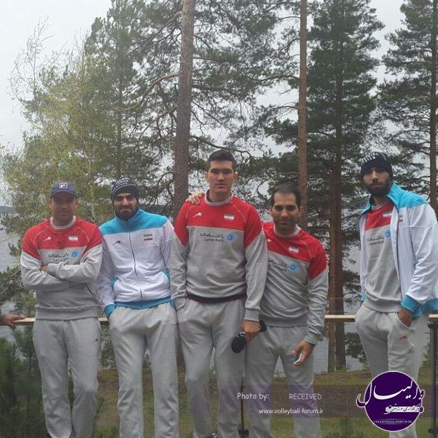 تیم ایران در فنلاند