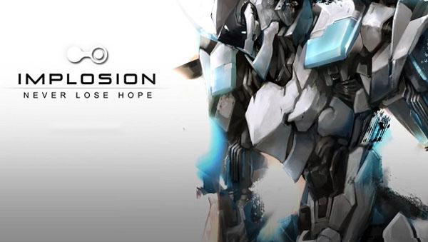 بازی انفجار از داخل | Implosion – Never Lose Hope