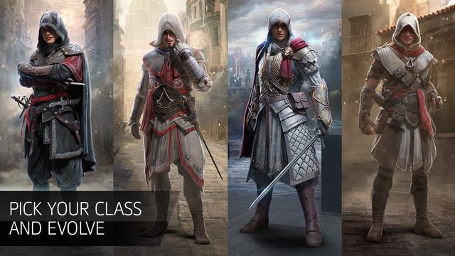 بازی اساسین کرید ایدنتیتی | Assassin's Creed Identity