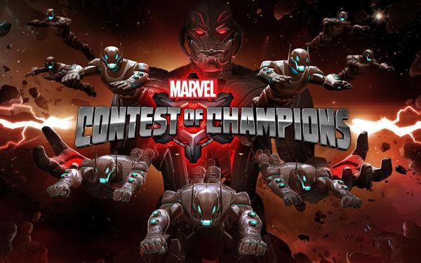 بازی رقابت قهرمانان | Marvel Contest of Champions