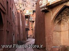 بررسی معماری روستای نطنز روستای ابیانه