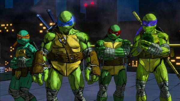 بازی لاک پشتهای نینجا | Teenage Mutant Ninja برای PC
