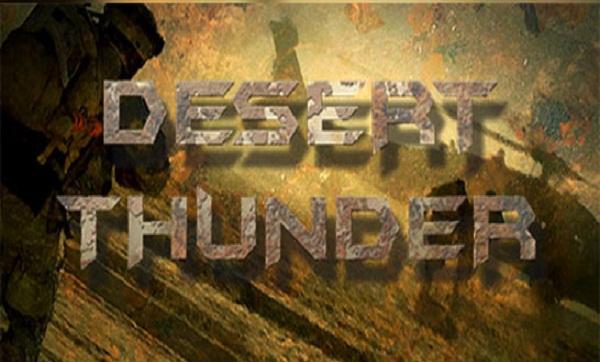 بازی نیروی ضربت در کویر | Desert Thunder Strike Force برای PC