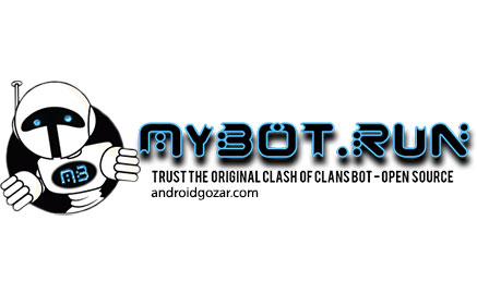 دانلود ربات کلش اف کلنزmaybot