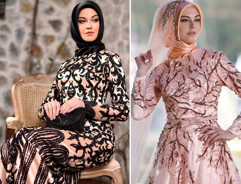مدل لباس عروس پوشیده , مدل لباس عروس پوشیده جدید
