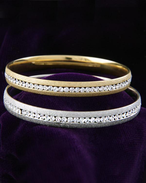 خرید اینترنتی «دستبند النگويي» Crystal