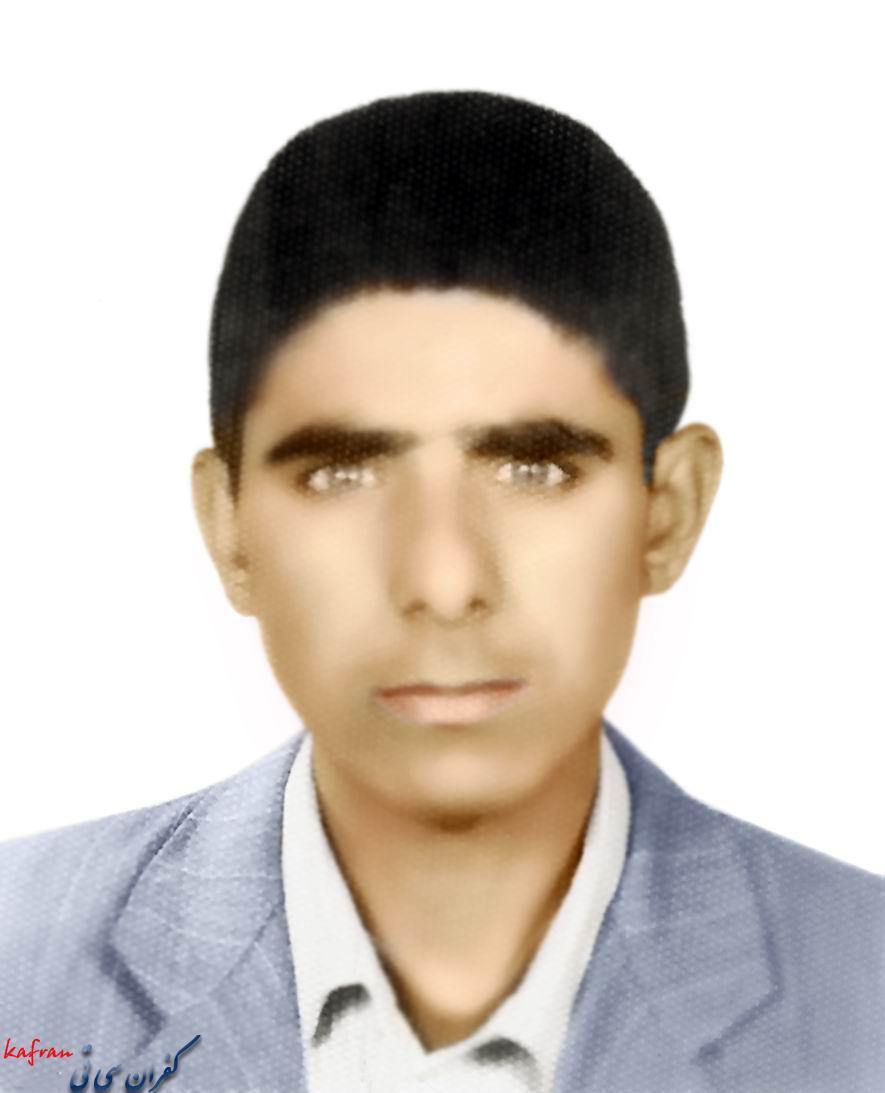 فرازي از وصيت نامه شهيد علي خواجه اي (1)