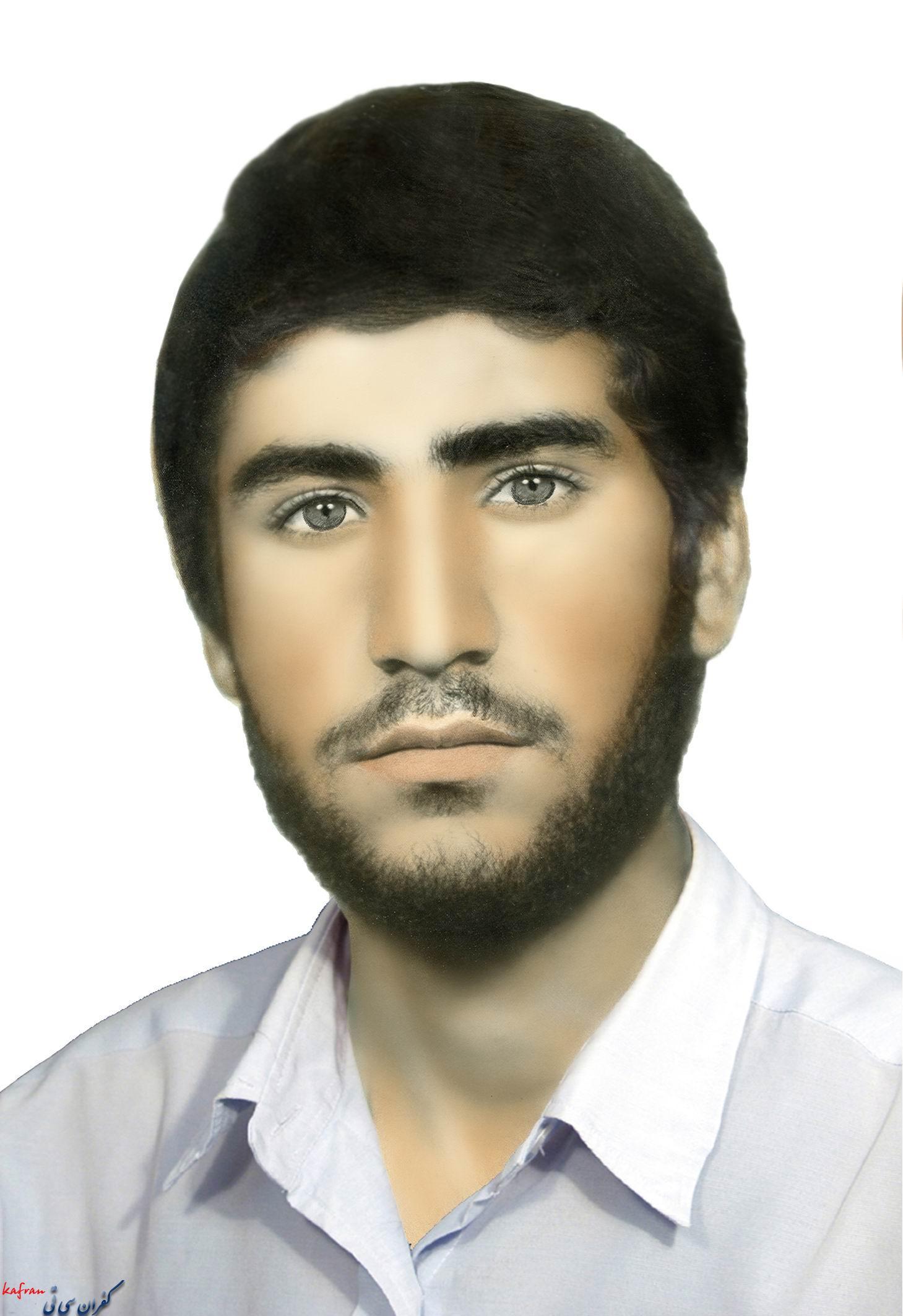 فرازي از وصيت نامه شهيد علي طاهري (1)