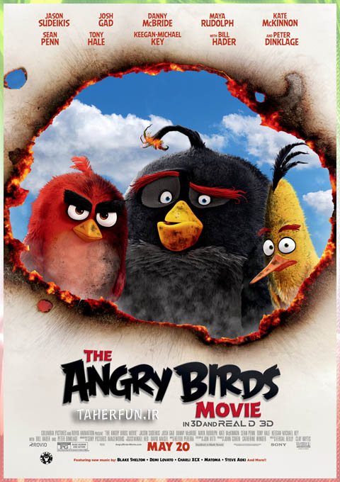 (The Angry Birds Movie (2016