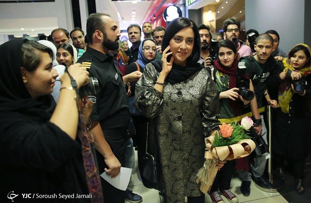 جدیدترین عکسهای بهاره کیان افشار در تیر 95