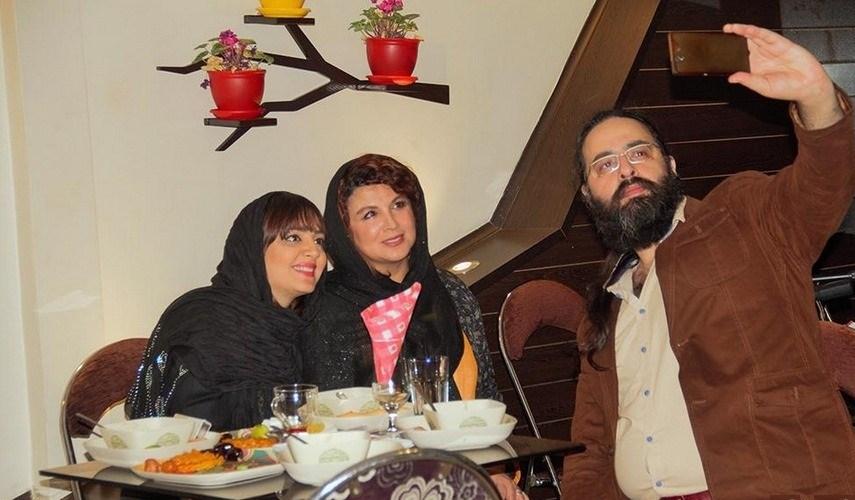 عکس جدید شهره سلطانی و لیلا برخورداری