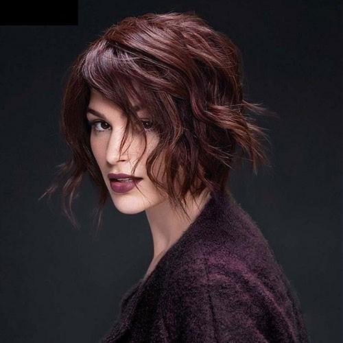 رنگ موی افراد مشهور جهان