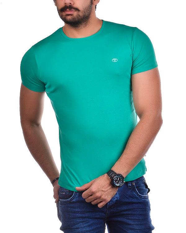 خرید تی شرت مردانه نخی مدل 2436
