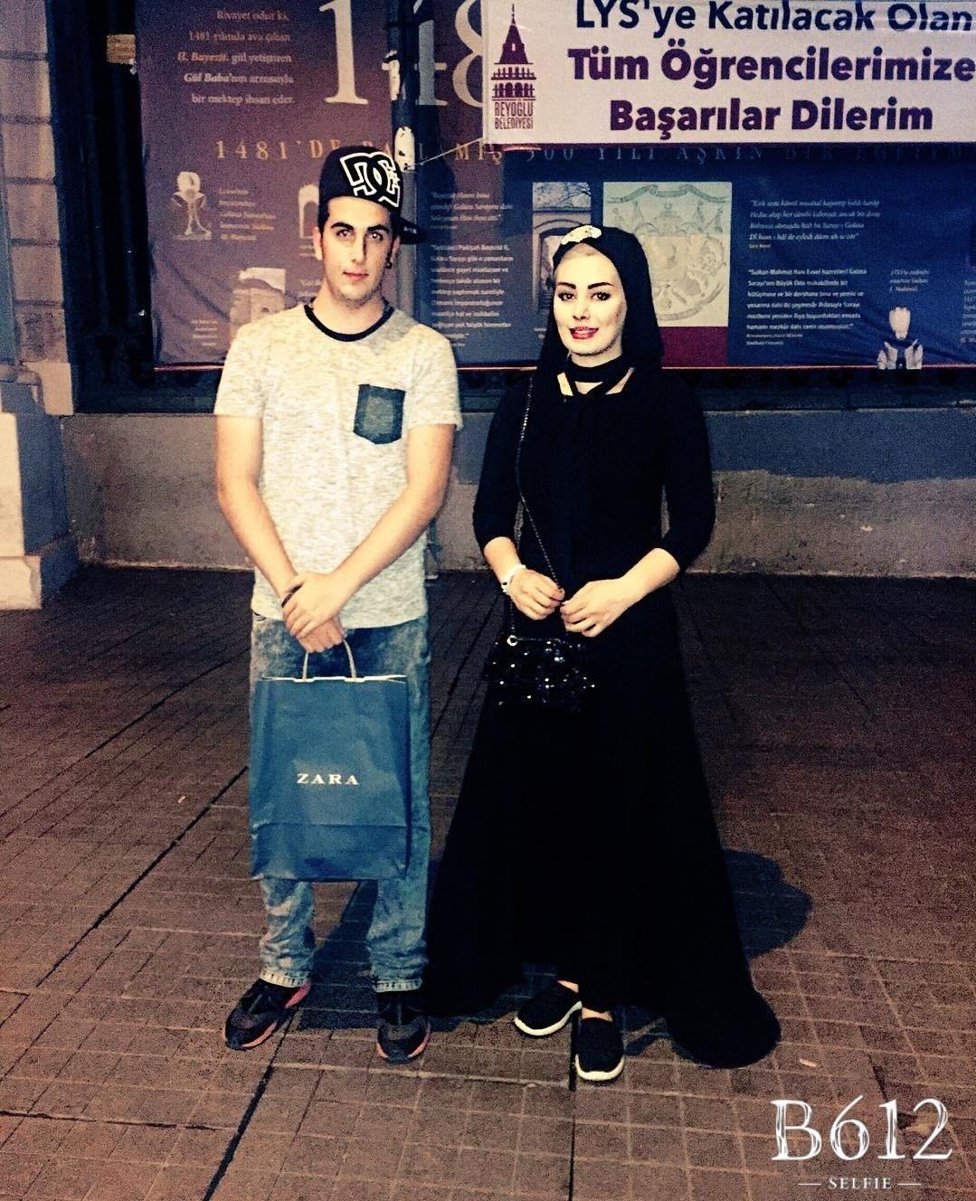 تیپ سحر قریشی در ترکیه
