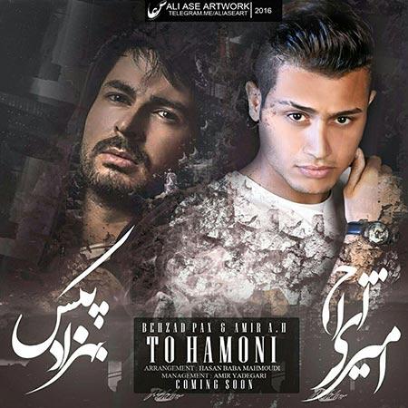 Amir Ah & Behzad Pax - To Hamoni