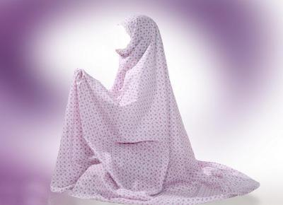 آموزش دوخت چادر نماز