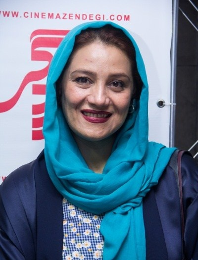 عکسهای شبنم مقدمی در اکران مردمی فیلم زاپاس