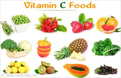 چه غذاهایی ویتامین c دارند