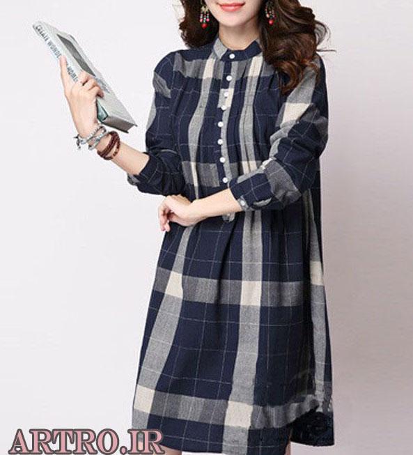 مدل مانتو دخترانه کره ای جدید,
