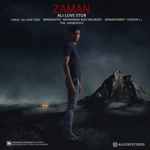 Ali Lavestor - Zaman