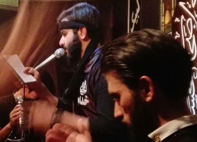 دانلود عکس و والپيپر HD | کربلایی هادی گلستانی عزاداری شهادت امام صادق(ع) 1398