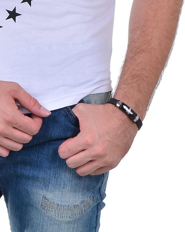 خرید دستبند مردانه طرح فروهر 2000