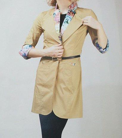 مدل مانتو اسپرت دخترانه 96
