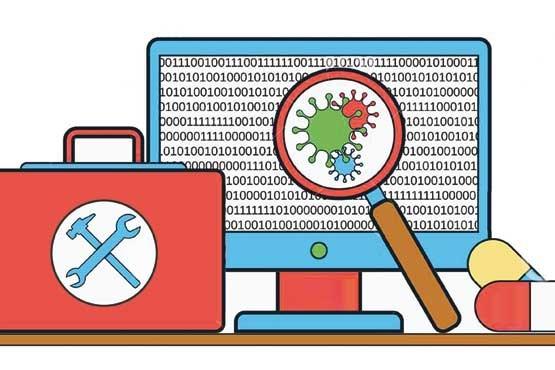 آنتی ویروس های غیر قابل اعتماد
