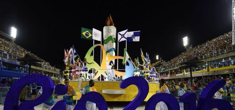 زمان و تاریخ دقیق افتتاحیه المپیک ریو 2016