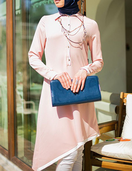 مدل جدید مانتو تابستانی دخترانه