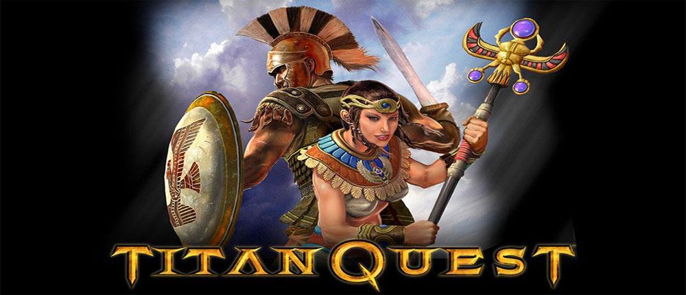 """دانلود Titan Quest 1.0.1 – بازی اکشن خارق العاده """"نبرد تایتان"""" اندروید + مود + مگامود + دیتا"""