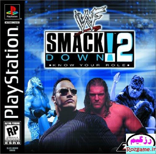 دانلود بازی WWF Smackdown 2