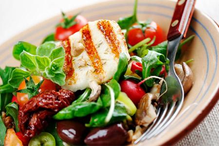 رژیم غذایی تناسب اندام