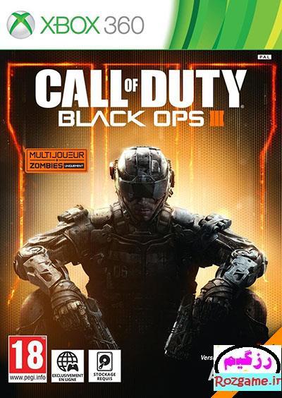 ندای وظیفه عملیات سیاه ۳ – Call Of Duty Black Ops 3