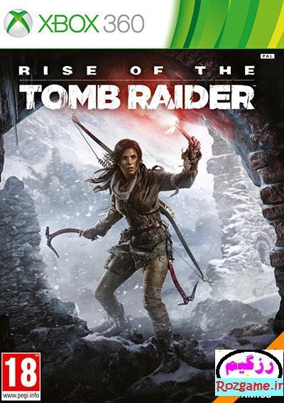ظهور مهاجم مقبره – Rise of the Tomb Raider