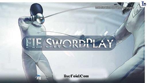 بازی فنون شمشیر بازی | FIE Swordplay