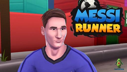 بازی مسی دونده | Messi Runner