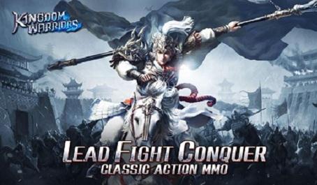 بازی قلمروی جنگجویان | Kingdom Warriors