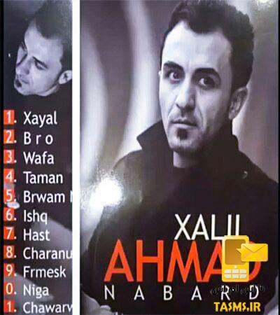 آلبوم جدید احمد خلیل به نام نبرد