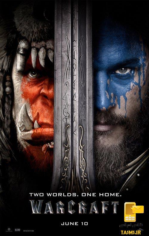 دانلود فیلم وارکرافت دوبله فارسی Warcraft 2016