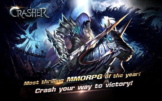 بازی نابودگر | Crasher – MMORPG