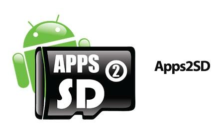 دانلود  Apps2SD اپلیکیشن انتقال نرم افزار به کارت حافظه