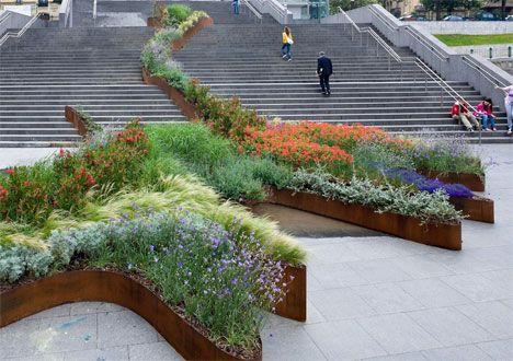 اصول و استانداردها در طراحی فضای سبز