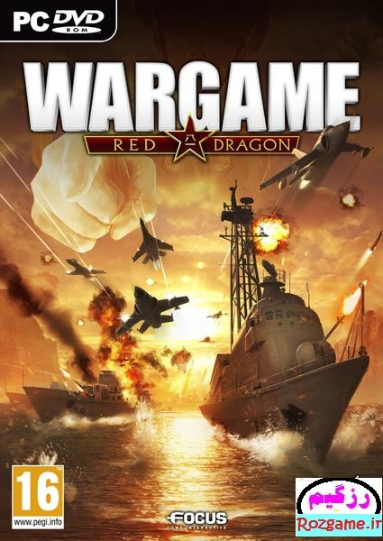 دانلود بازی Wargame Red Dragon Nation Pack Netherlands برای PC