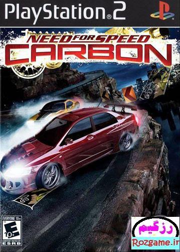 دانلود بازی پلی استیشن ۲ Need For Speed Carbon ps2