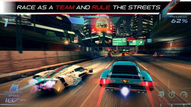بازی رقابت ماشین ها | Rival Gears