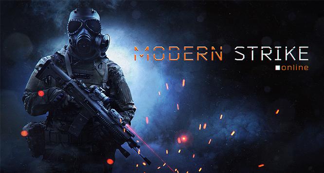 بازی مدرن استریک آنلاین | Modern Strike Online