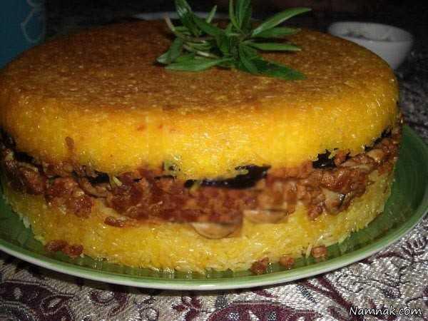 ته چین، غذای ایرانی
